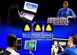 Bell fruit banner